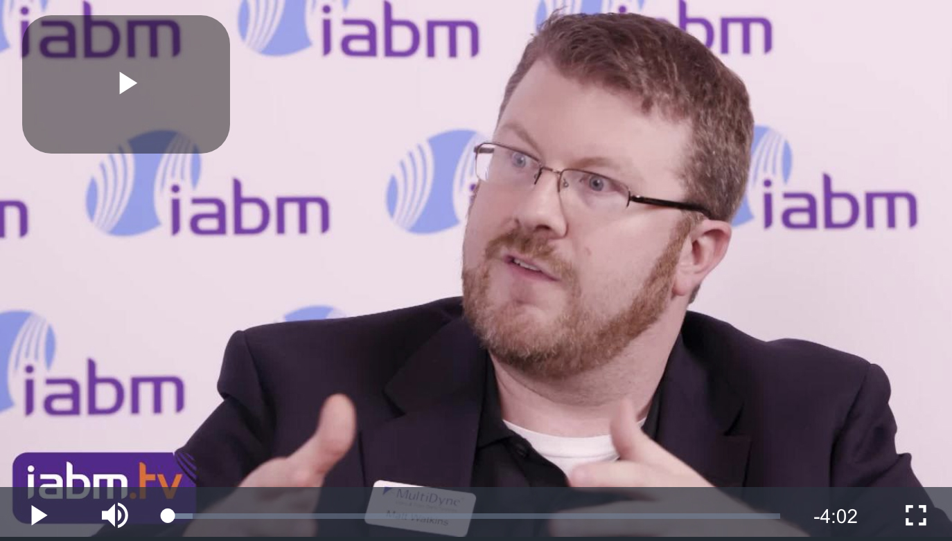 iabm Interview with MultiDyne at NAB 2018