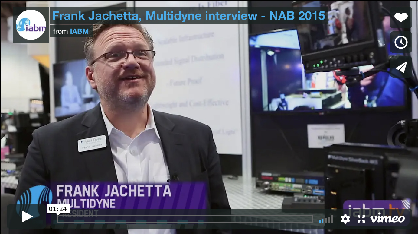 Innovative SilverBack 4K5 at NAB 2015