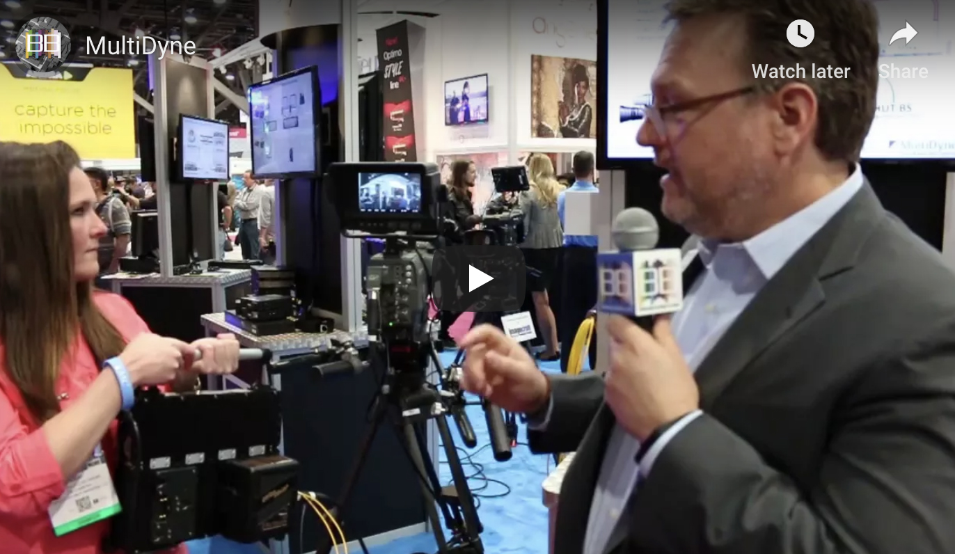 NAB 2015 Broadcast Beat