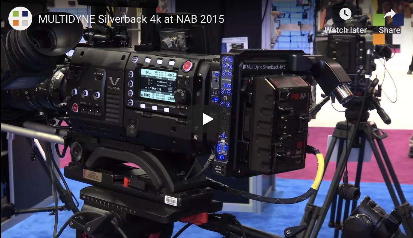 NAB 2015 TV Bay